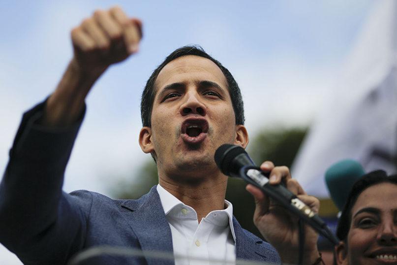 Israel recognizes opposition leader as president of ...
