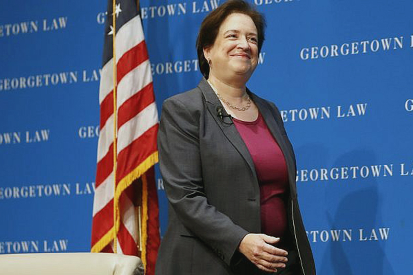 Elena Kagan: condemned Jews and Muslims must have choice of clergy - Jewish Ledger