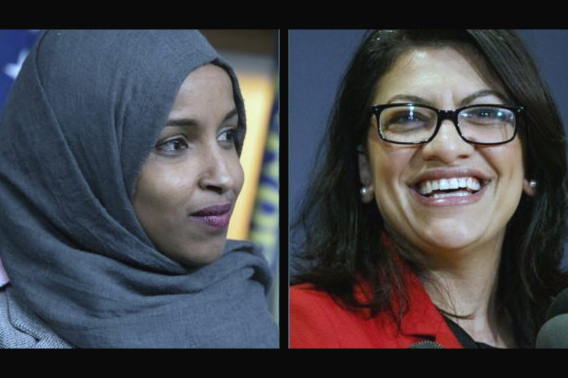 house democrats defend tlaib  omar amid antisemitic