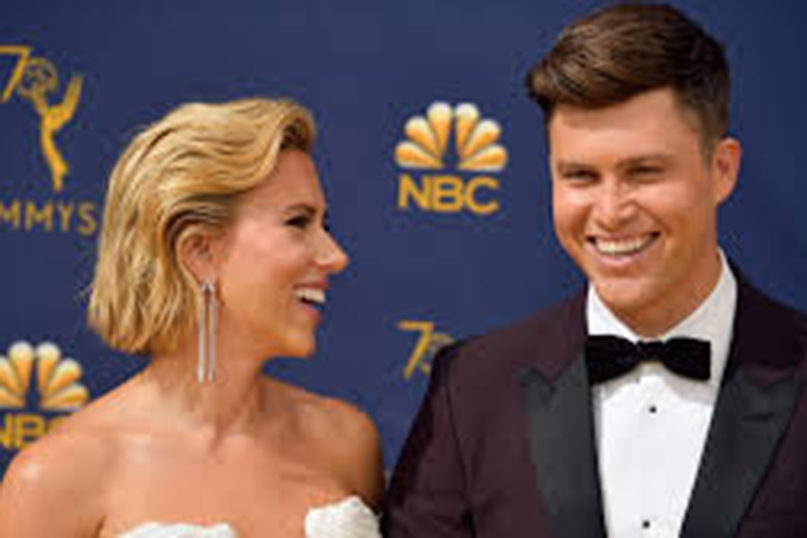Scarlett Johannson and Colin Jost announce their engagement - Jewish