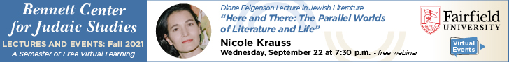 Fairfield University – Nicole Krauss