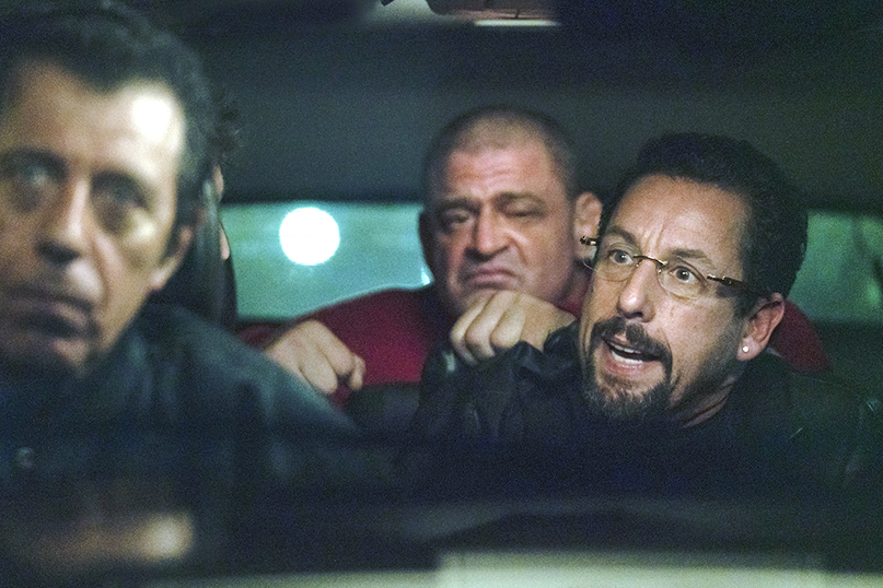 Uncut Gems' is Adam Sandler's Oscar moment. Not. - Jewish Ledger